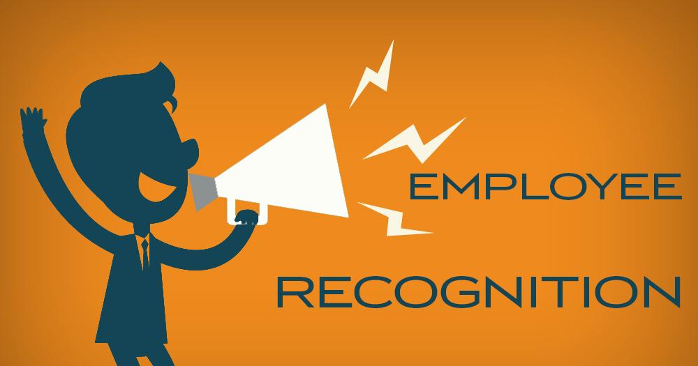 Recognizing employees